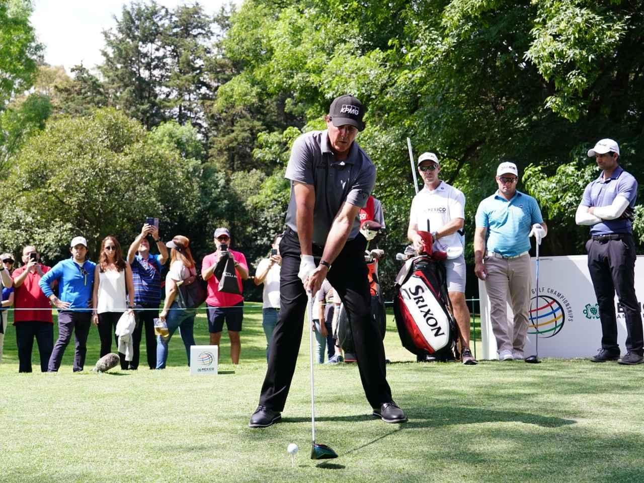 画像12: 【ギア研究】PGAツアートップ選手のレプリカドライバーを組んで打った。「運命のシャフトとヘッド」見つけ方