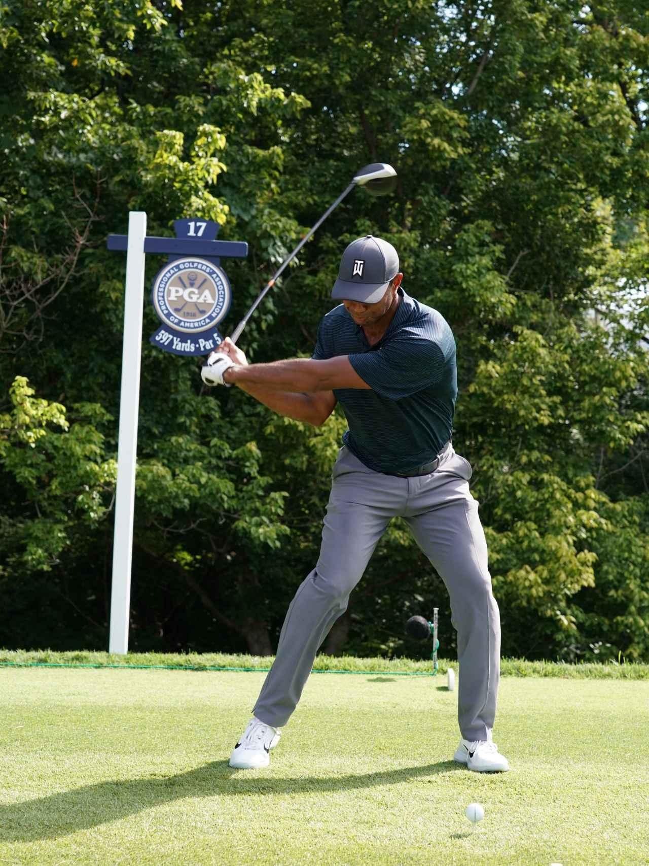 画像3: 【ドライバー】目指せ、タイガーみたいなカッコいい球。第5弾「ローボール」が打ちたい!