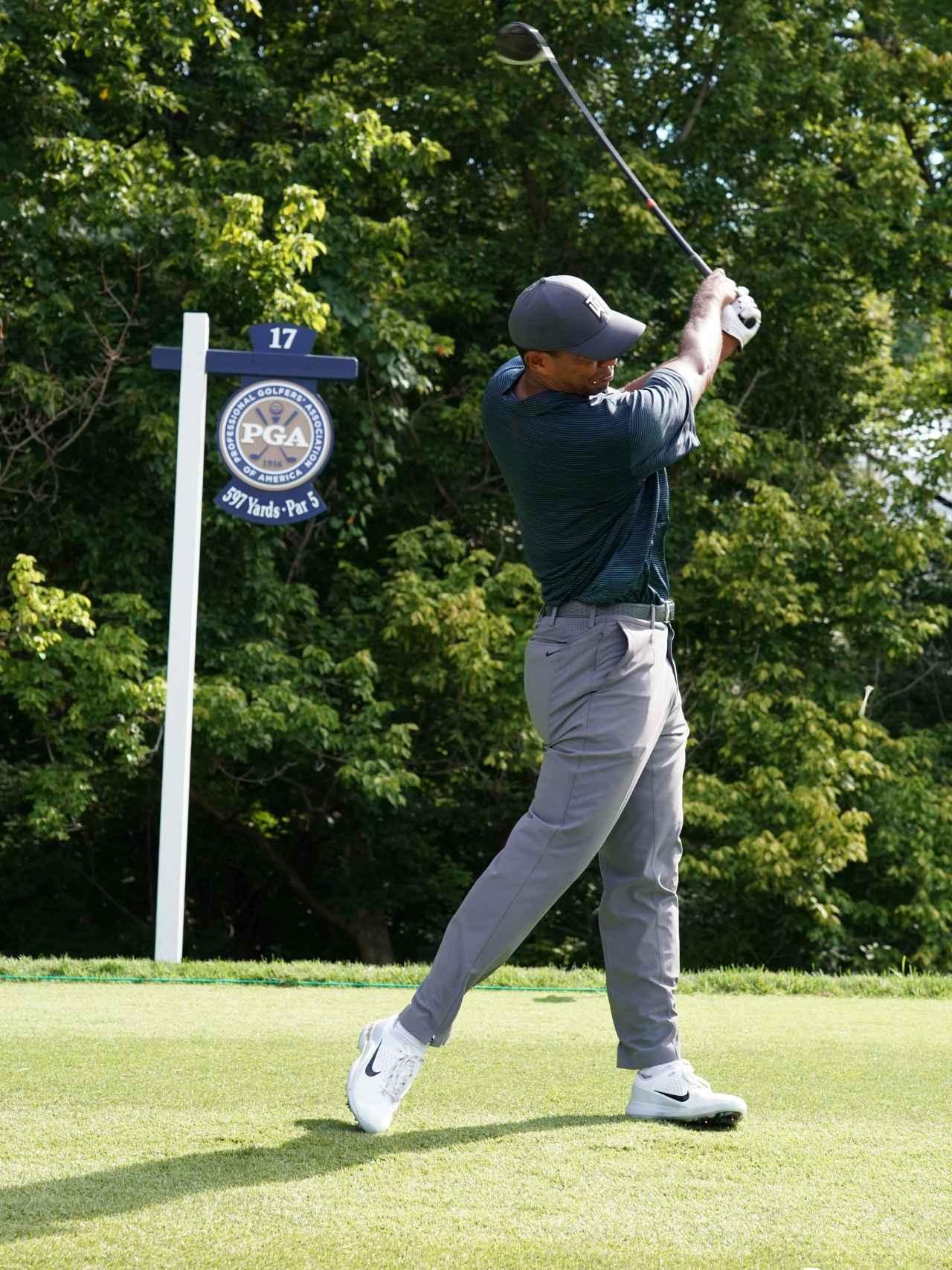 画像7: 【ドライバー】目指せ、タイガーみたいなカッコいい球。第5弾「ローボール」が打ちたい!