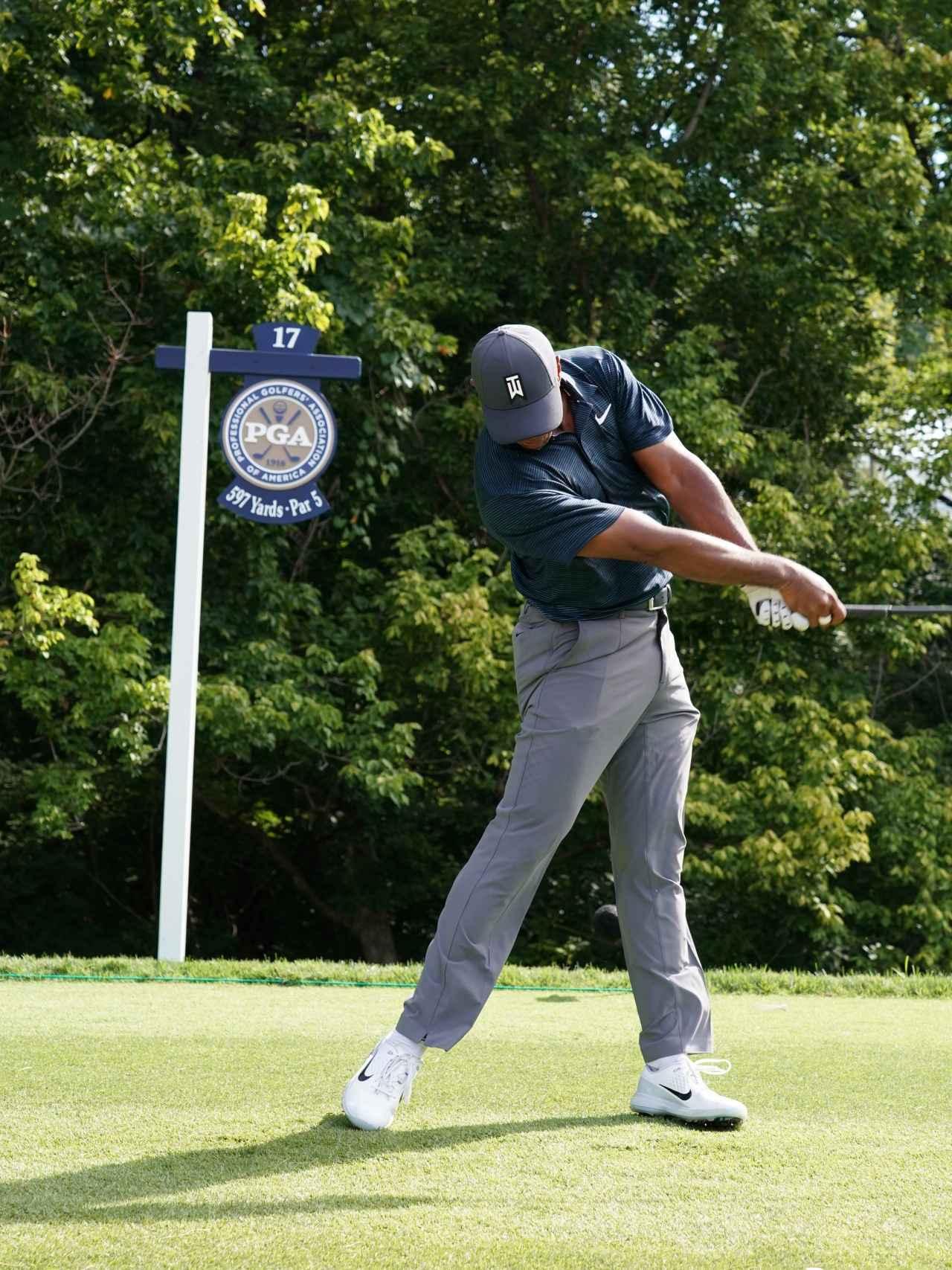 画像6: 【ドライバー】目指せ、タイガーみたいなカッコいい球。第5弾「ローボール」が打ちたい!