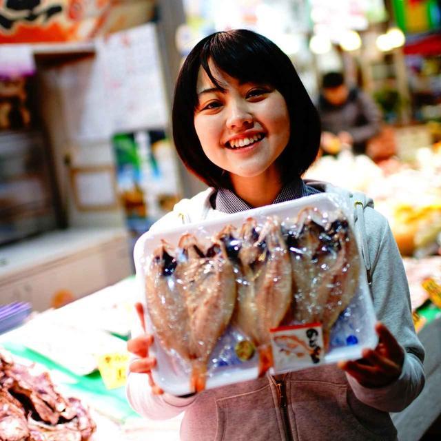 画像: 日本海と言えば「のどぐろ」。干物ならお土産にもぴったり