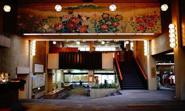 画像: 片山津GCのクラブハウス