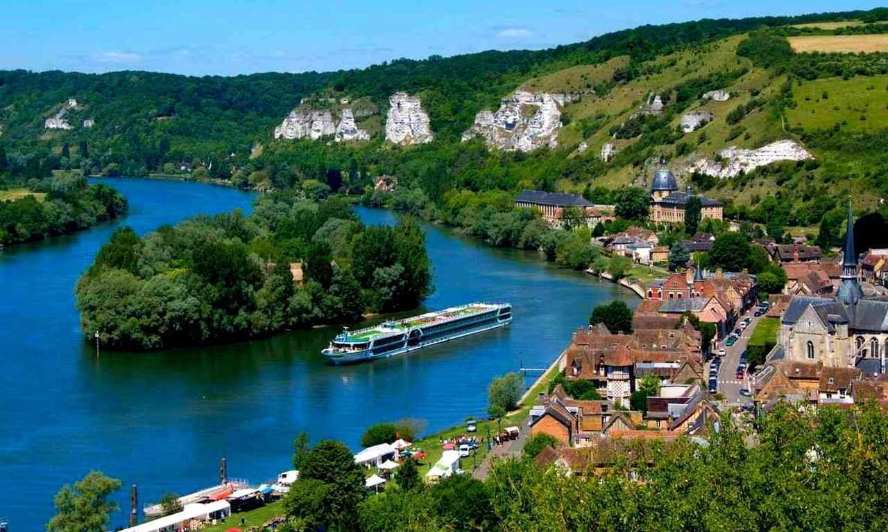 画像: 【フランス・クルーズ】セーヌ川を客船アマデウス号で進みながら4つの名コースでラウンド。パリとクルーズゴルフ11日間 - ゴルフへ行こうWEB by ゴルフダイジェスト
