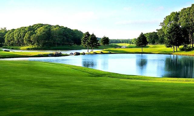 画像: 北海道クラシックゴルフクラブ(14番・385Y・P4)