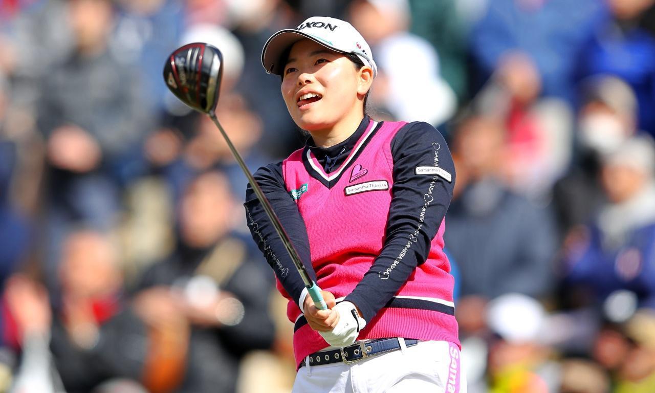 画像: 【勝みなみ】フェアウェイキープ率UPを狙って選んだ「スリクソンZ785」ドライバー - ゴルフへ行こうWEB by ゴルフダイジェスト