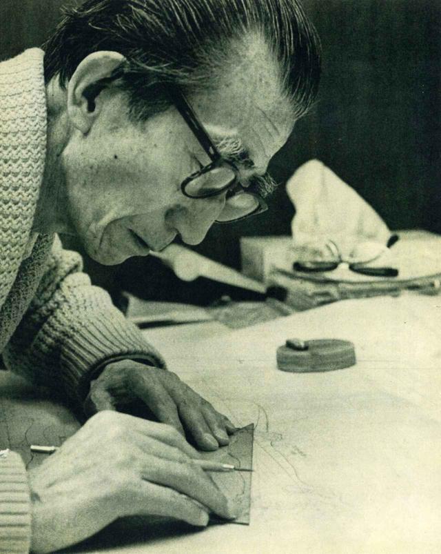 画像: 井上誠一(1908~1981) 東京GC朝霞コース設計のために来日したC・H・アリソンと出会い、コース設計家を志す。生涯で40以上のコースを設計しゴルフ界の発展に大きく貢献