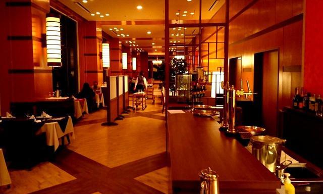 画像: 函館大沼プリンスホテル内のレストラン