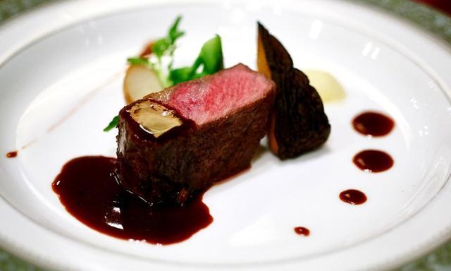 画像: 北海道和牛のステーキ