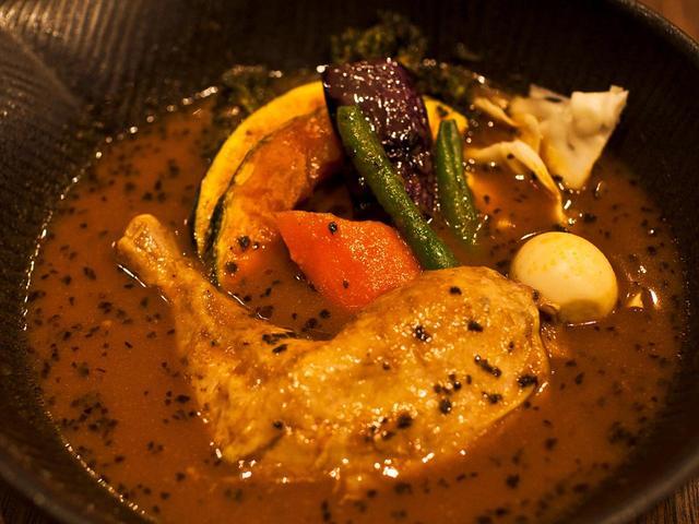 画像: チキンto野菜カレー…1430円