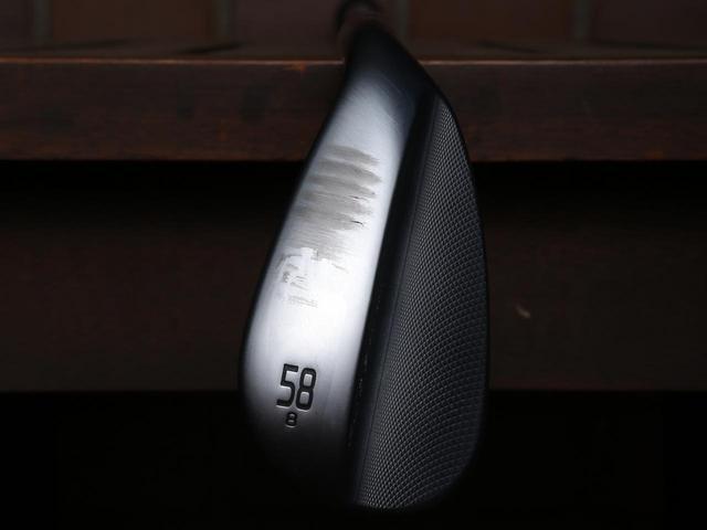 画像: グライドフォージド(ピン)重視距離が長く打点ブレに強い。開いてもOK