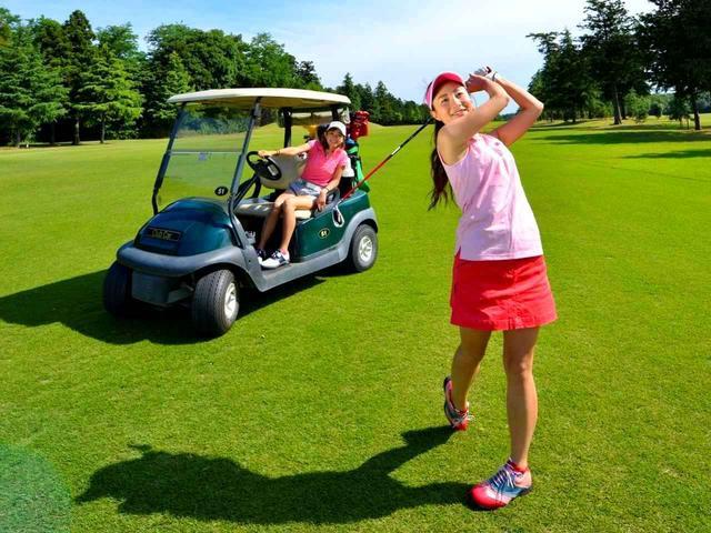 """画像: 【北海道ゴルフ旅】""""2サム""""確約のお薦めコース。友だち 夫婦 彼氏彼女、やっぱり2人で回りたいよね - ゴルフへ行こうWEB by ゴルフダイジェスト"""