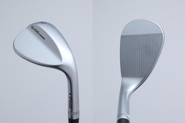 画像: タングステンでヘッドの返りを抑制。バウンスが点でやさしさもある(ロフト58度)