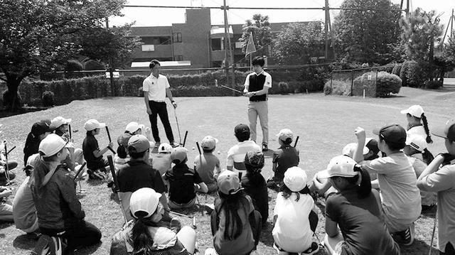 画像: 「歩くようにプレーできる感覚を育てます」内藤雄士
