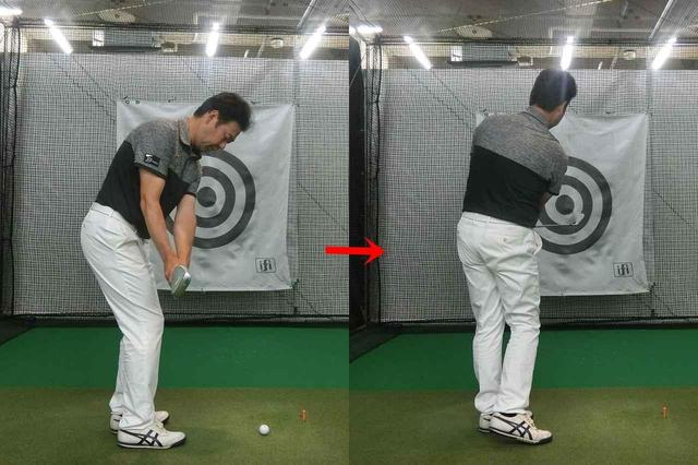 画像: 【アプローチ】スピン系とランを出して寄せる時の打ち方って、実際どこを変えるもの? - ゴルフへ行こうWEB by ゴルフダイジェスト