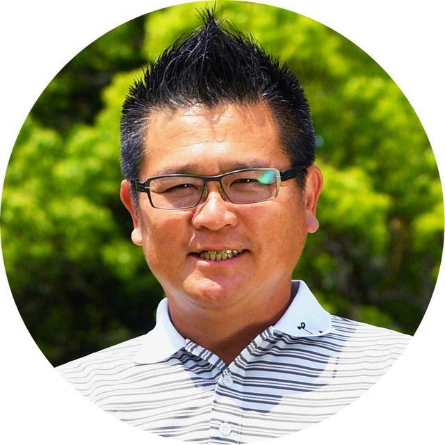 画像: 【解説】日下部光隆プロ くさかべみつたか。1968年生まれ。ショートゲームの上手さはレギュラー時代から折り紙付き。東京・世田谷のゴルフガレージWASSでアマチュアを教えながら、シニアツアーに参戦中