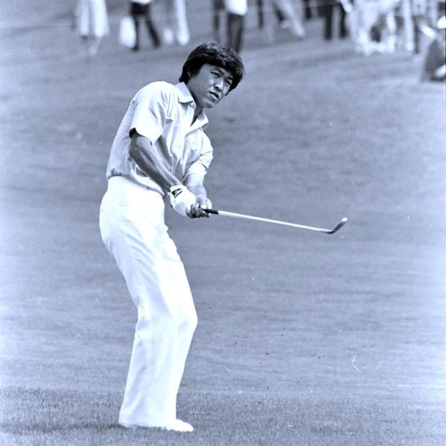 画像: 生き生きとした羽川のゴルフがこの日は発揮されず