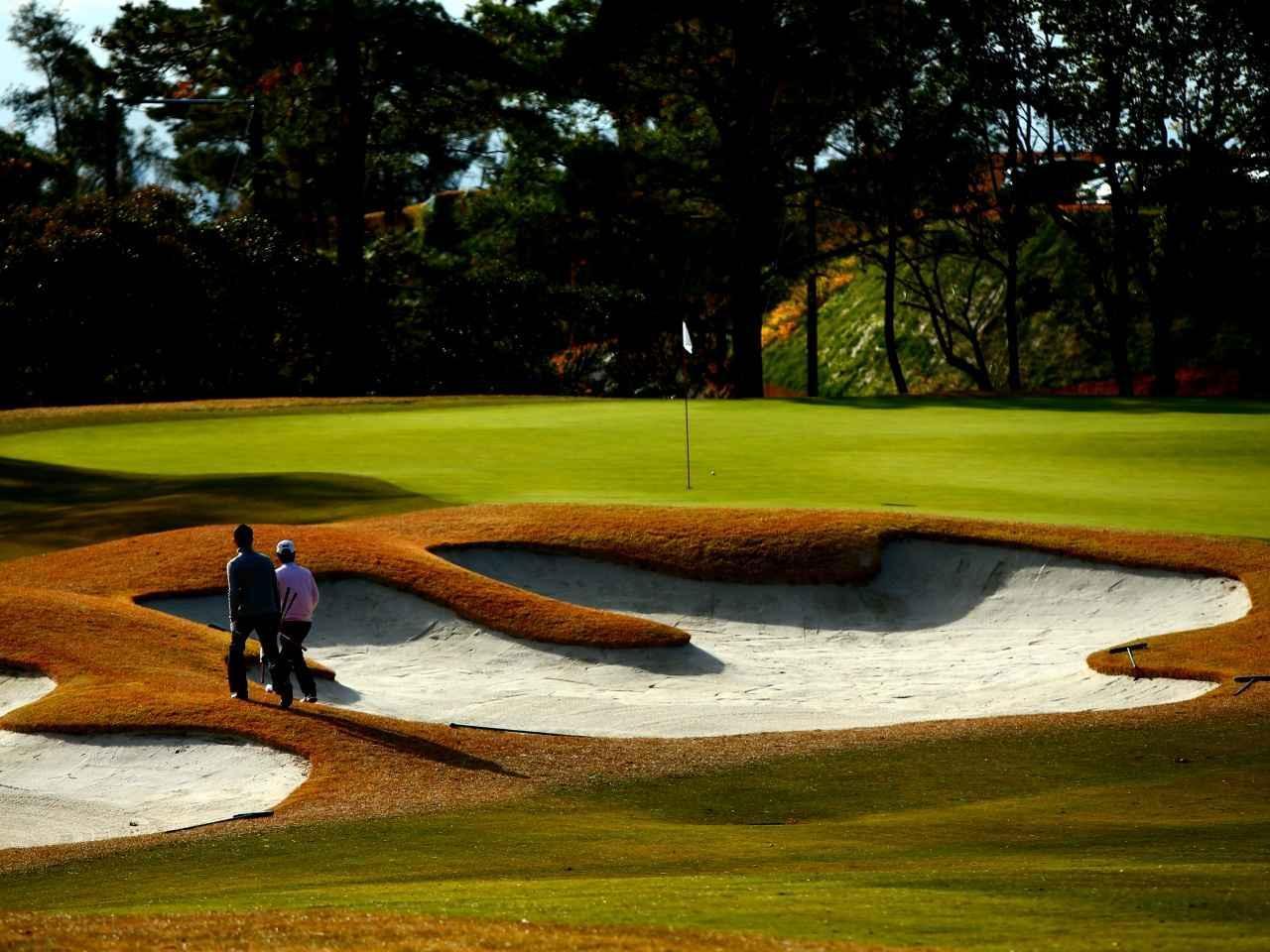 画像: 【コース設計家・上田治②】バンカーとは「挑むもの」。勇気の攻めには相応の報酬を与える - ゴルフへ行こうWEB by ゴルフダイジェスト