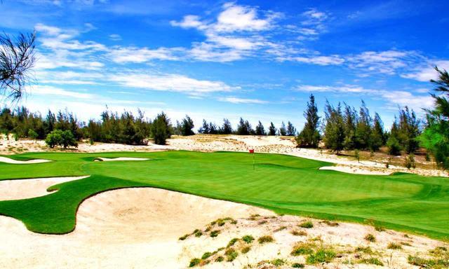 画像: 【ベトナム ダナン】BRGダナンゴルフクラブ。G・ノーマンが砂丘地に造った本物のリンクス。常時10フィートの高速グリーン - ゴルフへ行こうWEB by ゴルフダイジェスト