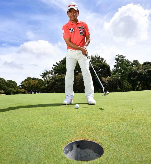 画像: 【パット】1~2メートルの入れたい時こそカップを消す! 藤田寛之の心眼パット。「アベレージの人にも有効です」 - ゴルフへ行こうWEB by ゴルフダイジェスト