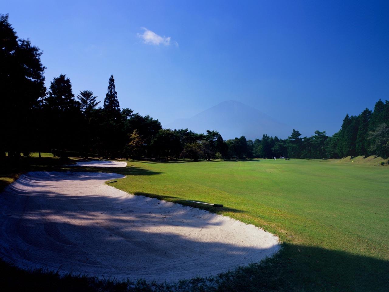 画像: 富士平原ゴルフクラブ 芹澤信雄プロが育ったコースでもある