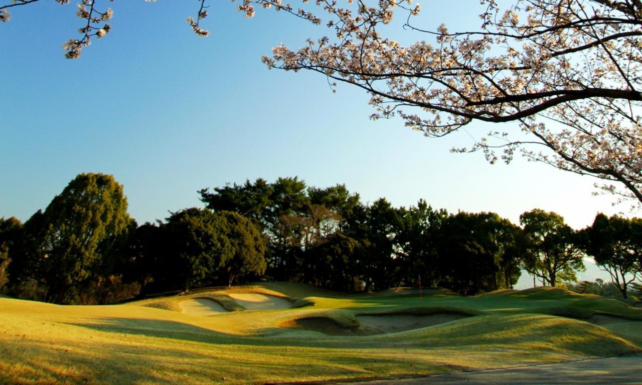 画像: 宝塚ゴルフ倶楽部 新コース9番(373Y・P4)