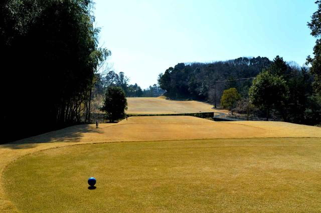 画像: 奈良国際ゴルフ倶楽部 18番(573Y・P5)