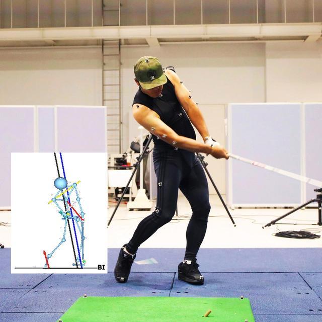 画像4: 【チェ・ホソン】反力打法のDr.クォンがフィッシャーマンズスウィングを解剖。片足で回ると飛距離が伸びるその仕組み