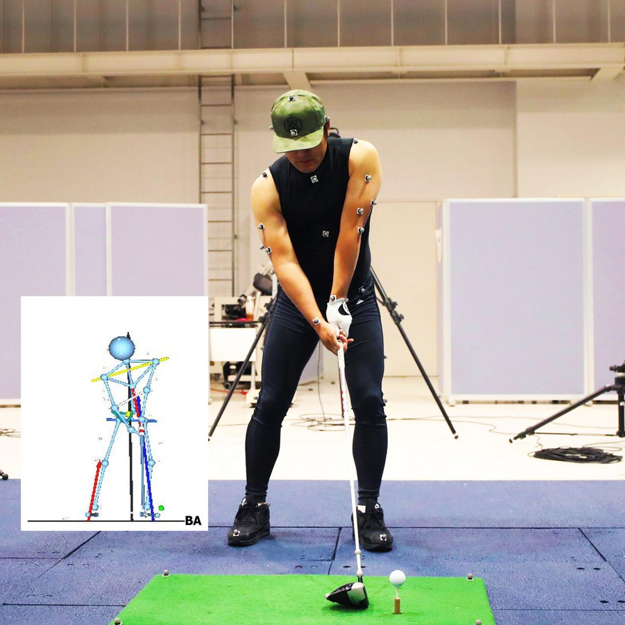 画像2: 【チェ・ホソン】反力打法のDr.クォンがフィッシャーマンズスウィングを解剖。片足で回ると飛距離が伸びるその仕組み