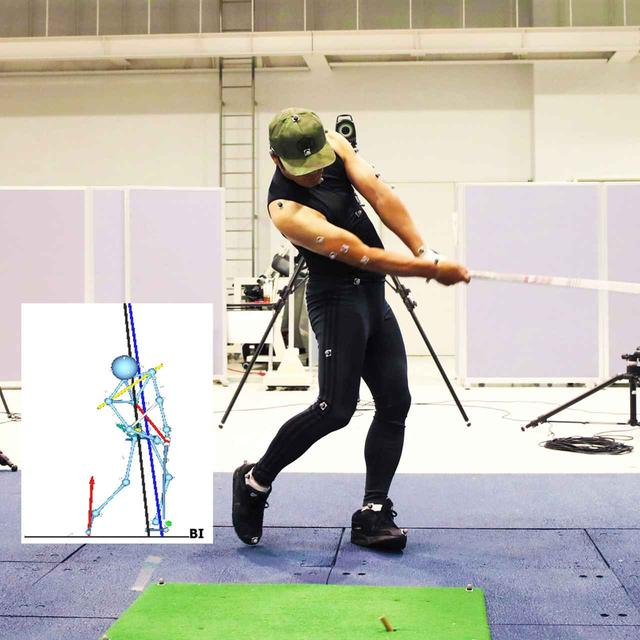 画像10: 【チェ・ホソン】反力打法のDr.クォンがフィッシャーマンズスウィングを解剖。片足で回ると飛距離が伸びるその仕組み