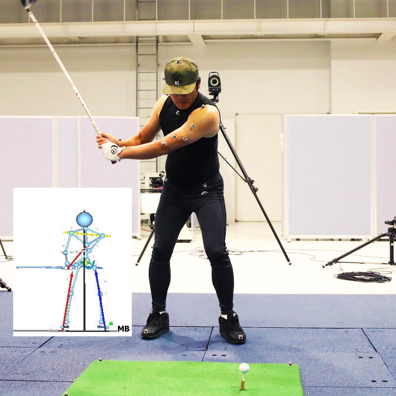 画像8: 【チェ・ホソン】反力打法のDr.クォンがフィッシャーマンズスウィングを解剖。片足で回ると飛距離が伸びるその仕組み