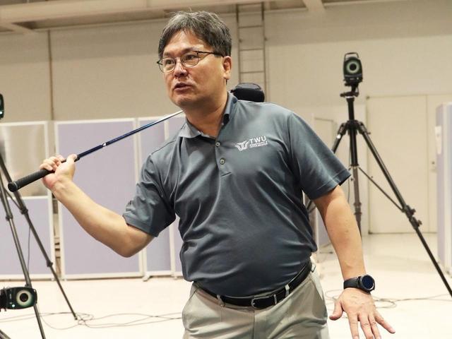 画像: 「スピンスウィングは力学的にも理に適っている」(クォン)