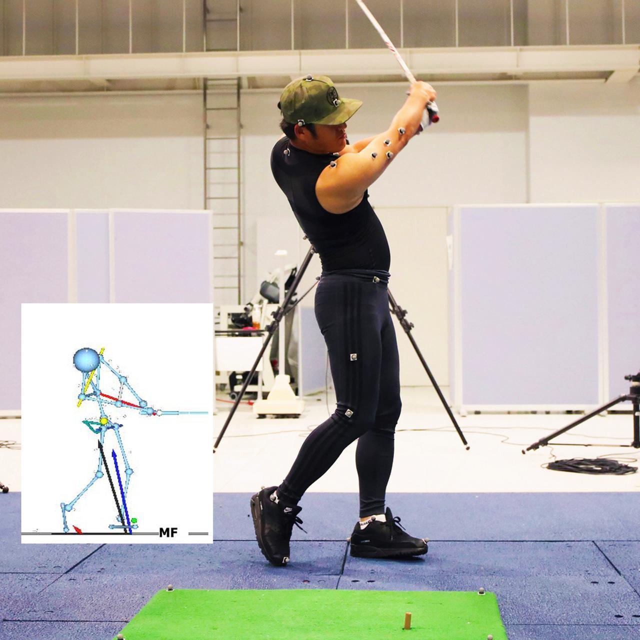 画像5: 【チェ・ホソン】反力打法のDr.クォンがフィッシャーマンズスウィングを解剖。片足で回ると飛距離が伸びるその仕組み