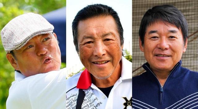 画像: 【解説】左から ジェット尾崎、ジャンボ尾崎、ジョー尾崎