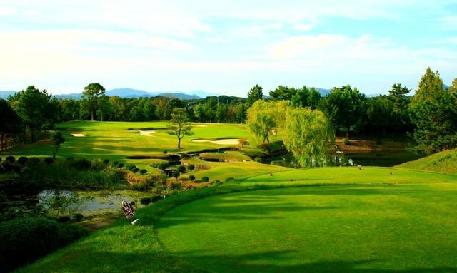 画像: 花屋敷ゴルフ倶楽部ひろのコース 18ホール(6711Y・P72)