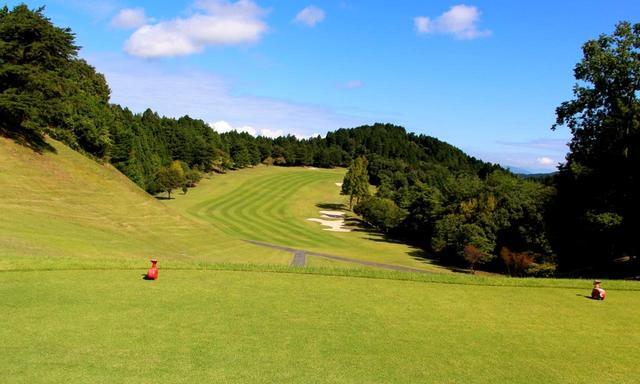 画像: ディアーパークゴルフクラブ 18ホール(6830Y・P72)