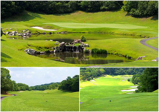 画像: オークモントゴルフクラブ  27ホール(10671Y・P108)ジャック・ニクラス設計