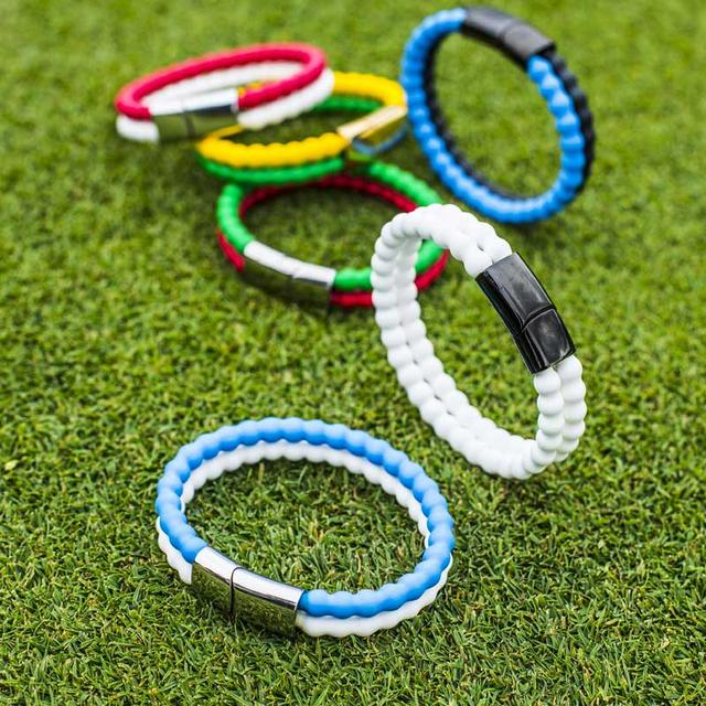 画像: 選べるカラー63とおり 「VITAL ネオループ磁気ブレスレット2K」-ゴルフダイジェスト公式通販サイト「ゴルフポケット」
