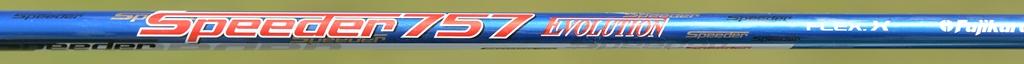 画像: ローグには、安定感と振りやすさを両立した「SPEEDER757 EVOLUTION Ⅴ」