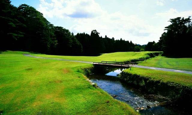 画像: 京都ゴルフ倶楽部 上賀茂コース6番(421Y・P4)