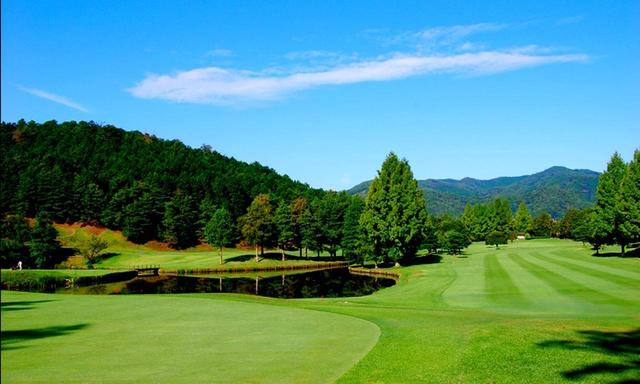 画像: 京都ゴルフ倶楽部 上賀茂コース1番(371Y・P4)