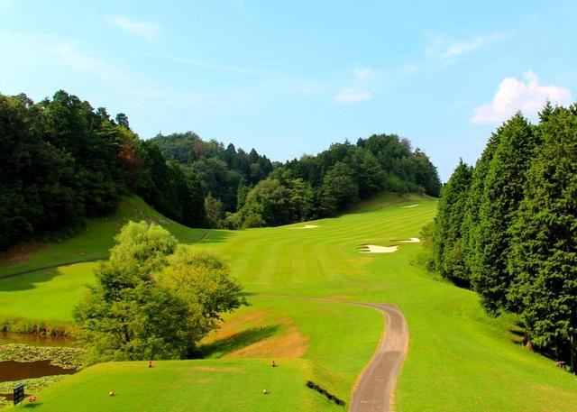 画像: ディアーパークゴルフクラブ 6番(403Y・P4)