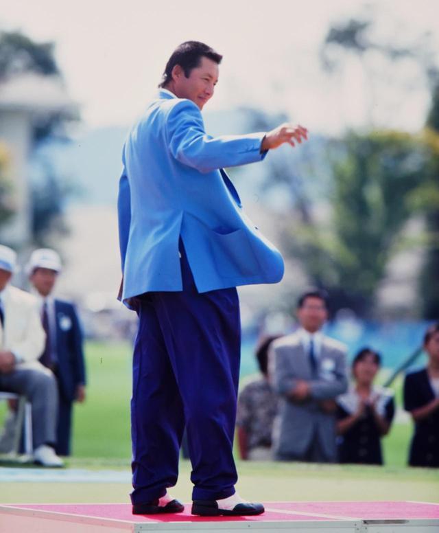 画像: 1991年日本プロは、勝つべき男が勝った大会となった。