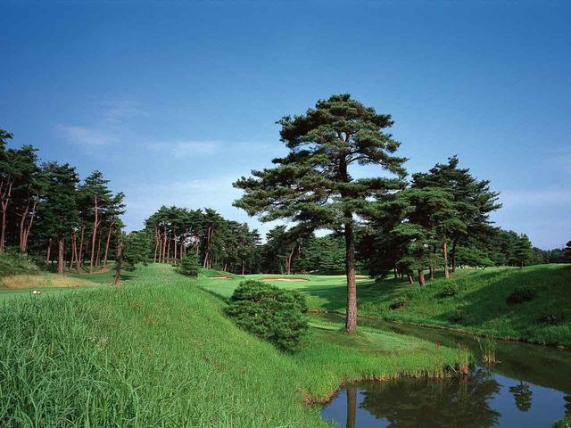 画像: 【茨城ゴルフ倶楽部】創設者・安達貞市の信念は「これからのチャンピオンコースは36ホール」 上田治設計、昭和37年開場 - ゴルフへ行こうWEB by ゴルフダイジェスト