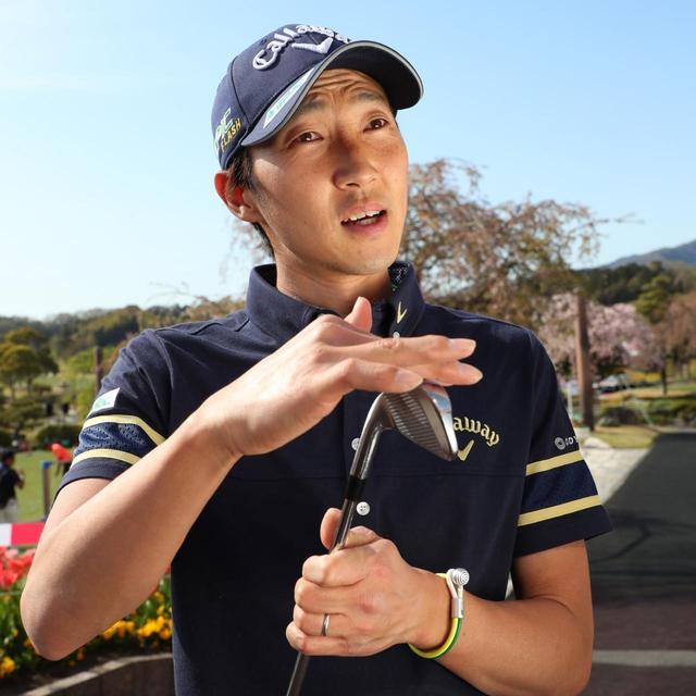 画像: 重永亜斗夢 「打ち込んでいくので、ソールの後ろ側が削れていると引っかかりません」