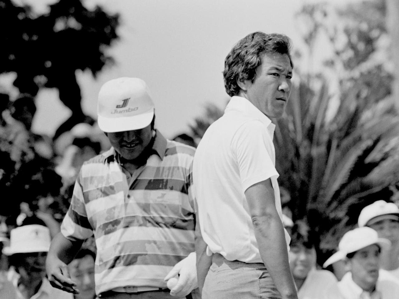 画像: 【伝説の名勝負。ヒーローの足跡】セントラルゴルフクラブ。今季3度目のAO対決はまた青木の勝ち。1986年関東オープン - ゴルフへ行こうWEB by ゴルフダイジェスト