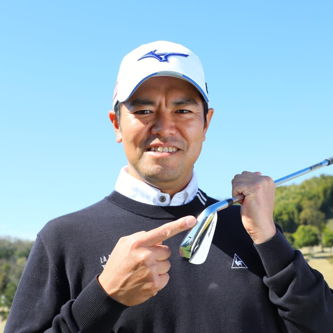 画像: 武藤俊憲 「ソールのヒール側をけっこう削り落とし、抜けが良くて引っかかりません」