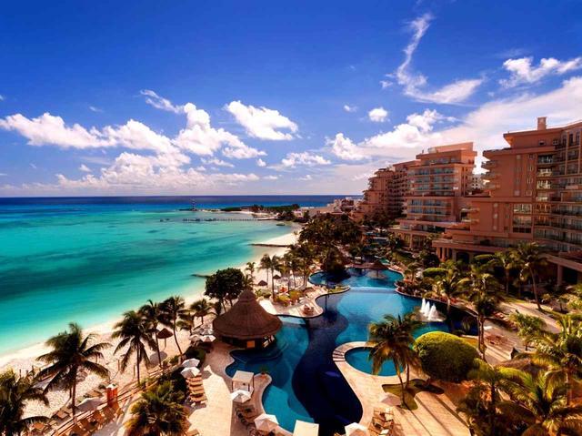 画像3: 「グランド フィエスタ アメリカーナ コーラルビーチ」 ビーチリゾート カンクンの中でランドマークになっている老舗ラグジュアリーホテルに宿泊