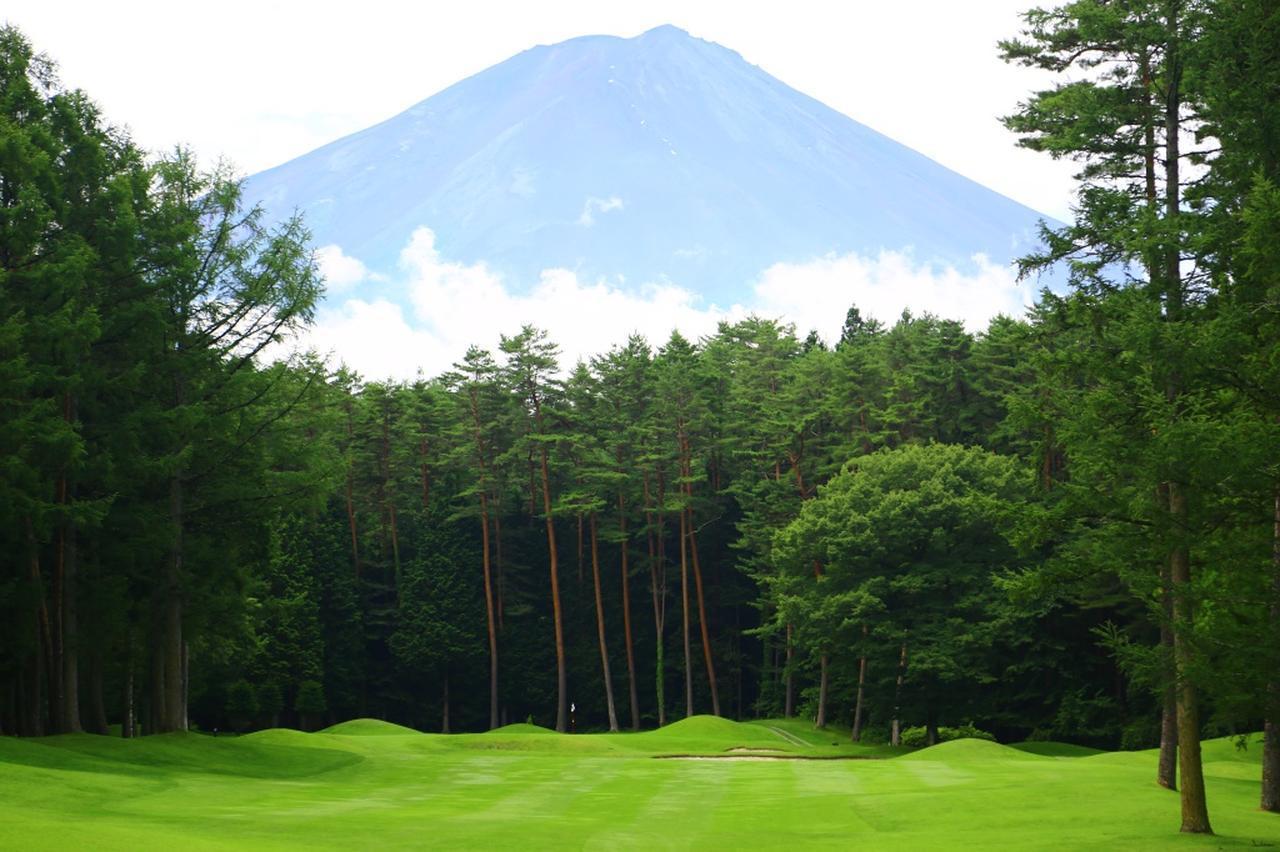 画像: 【ゴルフ場身体検査】河口湖カントリークラブ。コースよし、メンバーよし、気候よし・・・日本のベスト100コース「フォース40」の実力 - ゴルフへ行こうWEB by ゴルフダイジェスト
