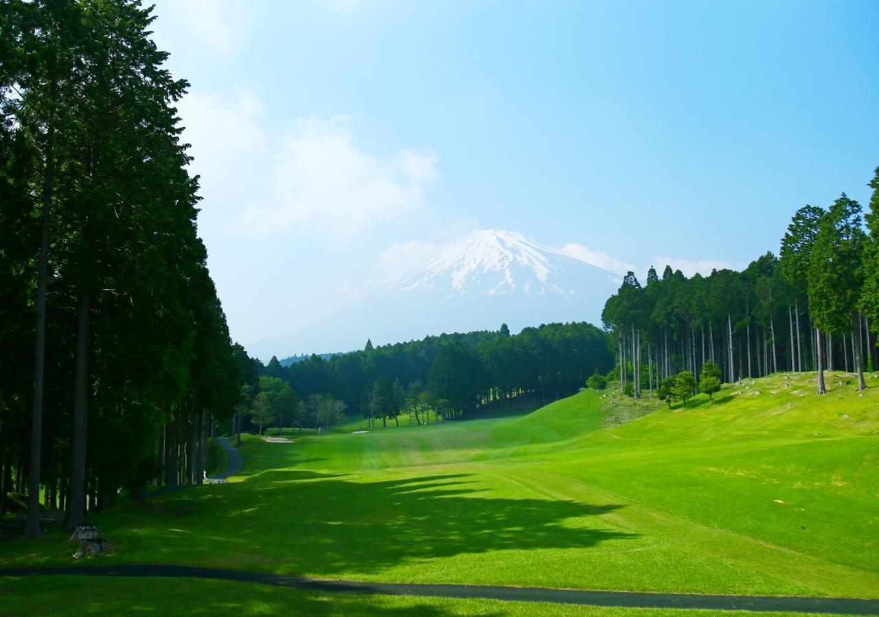 画像: 南富士カントリークラブ(18H・6898Y・P72)