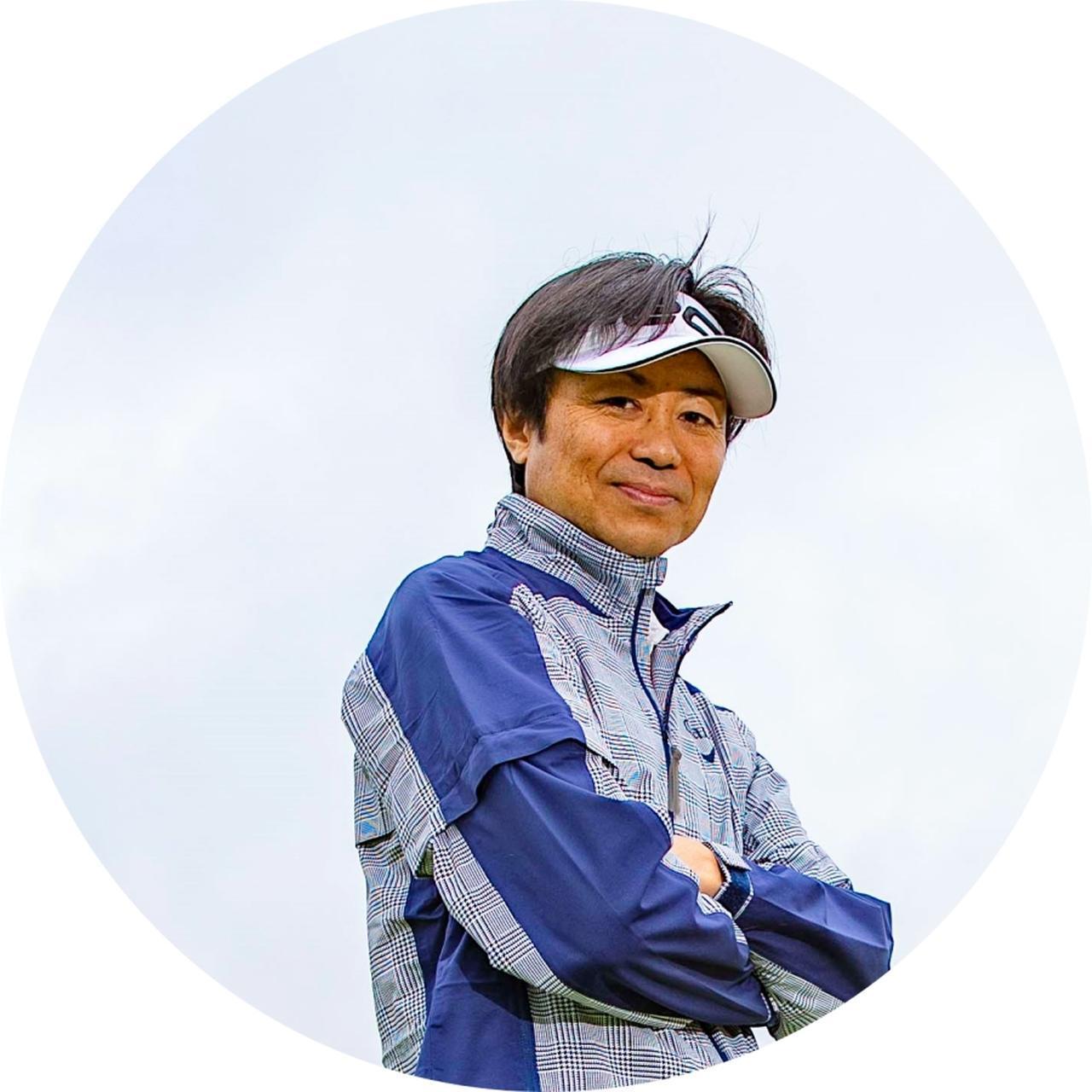 画像: 【テスター・モデル】伊丹大介プロ 多くの試打経験に基づき、ゴルフギアに精通。自称雨男のプロゴルファー